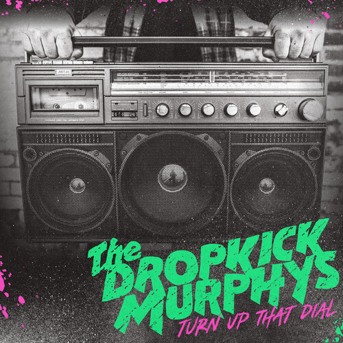 Dropkick Murphy's - Turn Up That Dial (indie Exclusive) Coke Bottle Green