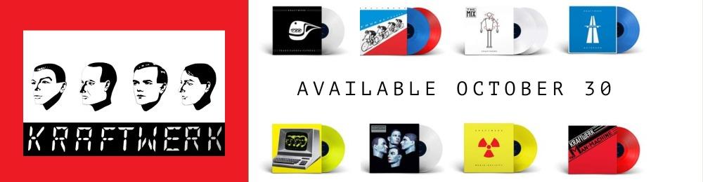 Kraftwerk | Vinyl Catalog | October 30th