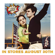 Lana Del Ray   Norman Rockwell   August 30th